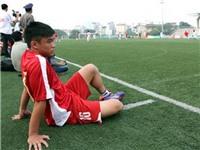 Tiền vệ Thái Sung, CLB Hà Nội: 'Mọi việc với tôi thuận lợi'