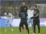 Inter 2-2 Lazio: Kovacic và  Palacio giải nguy cho Mancini