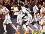 Ligue 1 vòng 19: Thắng Lille 2-1, Marseille vô địch lượt đi