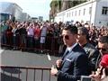 Tượng đồng nhạy cảm của Cristiano Ronaldo gây tranh cãi ở quê nhà