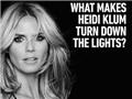 Sân bay Mỹ gỡ lệnh cấm quảng cáo siêu gợi cảm của Heidi Klum