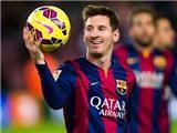 Chiêm ngưỡng toàn bộ 58 bàn thắng của Lionel Messi trong năm 2014