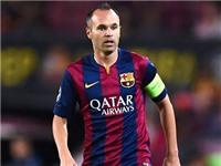 Khoảng tối ở Camp Nou: Chuyện gì đã và đang xảy ra với Iniesta?