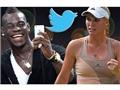 Mario Balotelli và Caroline Wozniacki: Vua và nữ hoàng trên... Twitter