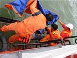 Vụ chìm thuyền đánh cá ở Cần Giờ: Đã tìm thấy thi thể thuyền viên bị mất tích