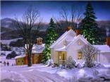 Tưng bừng không khí đón Giáng sinh trên khắp thế giới