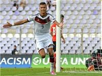 Davie Selke: Số 9 tương lai của tuyển Đức?