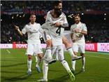 Chiêm ngưỡng 20 bàn thắng đẹp nhất của Real Madrid trong năm 2014