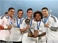 Real Madrid ở mùa giải 2014-15: Sẽ là hoàn hảo nếu Bale bùng nổ