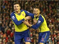 00h30 ngày 27/12, Arsenal - QPR: Tăng tốc vào Top 4