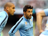 Man City sẵn sàng chiêu mộ David Villa