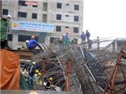 Sập dầm đường sắt Cát Linh – Hà Đông, 4 người thoát chết