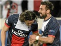 Cavani và Lavezzi bị PSG phạt nặng vì vô kỷ luật