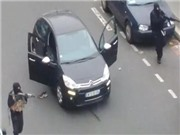 Tấn công tòa soạn tạp chí châm biếm Charlie Hebdo ở Paris