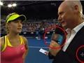 Australian Open 2015: Eugenie Bouchard ngượng ngùng vì lời đề nghị khiếm nhã