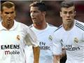 Ronaldo 'béo', Raul, Zidane, Roberto Carlos, CR7 chơi bóng như thế nào ở tuổi 16?