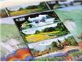 Phát hành bộ tem 'Quần thể danh thắng Tràng An – Di sản văn hóa và thiên nhiên thế giới'