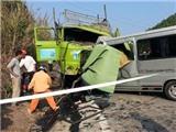 Tai nạn giao thông thảm khốc làm 9 người chết, nhiều người bị thương