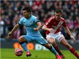 ĐỊA CHẤN 1, Man City 0-2 Middlesbrough: 30 triệu bảng quật ngã 380 triệu bảng! Sau 3 năm, Man City mới thua ở Etihad