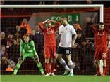 Liverpool 0-0 Bolton: Bị cầm hòa, 'The Kop'... may mắn hơn Chelsea, Man City