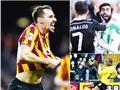 Châu Âu 'điên loạn': Từ Chelsea, Man City, Milan đến Bradford, Barcelona. Từ Chamakh, Ulloa đến Neymar, Ronaldo...