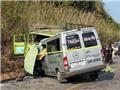 Vụ tai nạn thảm khốc tại Thanh Hóa làm 9 người chết do tài xế ngủ gật
