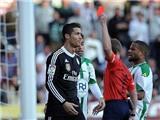 Tại sao Cristiano Ronaldo có thể bị treo giò tới 4 trận chứ không phải 2 trận?