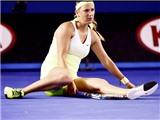 TRỰC TIẾP Australian Open 2015: Tạm biệt Victoria Azarenka, Serena đứng trước nguy cơ bị loại