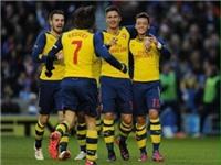 Quan điểm nhà cái: Arsenal là ƯCV số 1 cho chức vô địch FA Cup