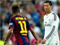 Neymar 'đổ thêm dầu vào lửa' về vụ Ronaldo đánh người