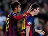 Gia đình nhà Costa, chỗ dựa cho cả Messi và Neymar