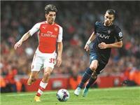 Arsenal tiếp tục nhắm mua tiền vệ trung tâm