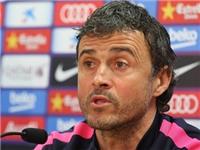 Luis Enrique: Atletico Madrid rất khó chơi nhưng Barca sẽ nỗ lực chiến thắng