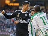 Điều gì đang xảy ra với Ronaldo?