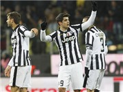 Parma 0-1 Juventus: Llorente, Morata tung hứng, Juve chật vật hạ Parma