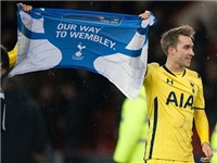 Sheffield United 2-2 Tottenham: Eriksen lập cú đúp, Tottenham gặp Chelsea ở chung kết