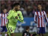 Bộ ba Messi-Suarez-Neymar phối hợp ghi bàn đẹp như mơ