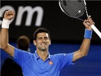 CĐV đặc biệt theo dõi Novak Djokovic vào bán kết Australian Open