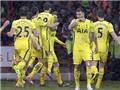 Tottenham lọt vào chung kết cúp Liên đoàn Anh: Tottenham không còn bạc nhược