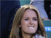 Báo Anh: Vợ chưa cưới của Murray đã lăng mạ Tomas Berdych