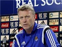 David Moyes: Đừng đùa, tôi đánh bại cả Barcelona!