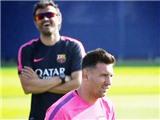 Bí mật mâu thuẫn giữa Messi với Enrique được tiết lộ