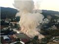Nổ xe chở khí tại bệnh viện nhi ở Mexico, gần 60 người thương vong