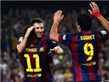 Con số bình luận: Neymar 'bay' cùng Barcelona