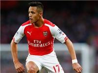 Sanchez chấn thương, nguy cơ vắng mặt trận Aston Villa