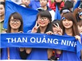 CĐV Quảng Ninh: Đi xem 'Than', yêu người của 'Than'