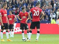 Man United - Leicester: Van Gaal có còn nhớ cú sốc Leicester?