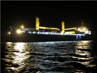 Tàu ngầm HQ-184 Hải Phòng vào Quân cảng Cam Ranh an toàn