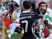 CẬP NHẬT tin tối 31/1: Ancelotti hứa Ronaldo sẽ không đánh người. Andy Carroll tố Brendan Rodgers 'lá mặt lá trái'