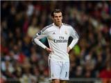 Khung thành rộng mở, Gareth Bale chọn giải pháp... đá ra ngoài